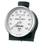 Đồng hồ đo độ cứng cao su và nhựa Asker Durometer type D, 0 point - 100 point
