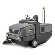 Xe quét rác ngồi lái Karcher KM 150/500 R D Classic