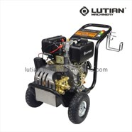 Máy phun rửa áp lực cao chạy dầu Lutian 15D28-7C