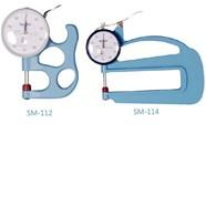 Đồng hồ đo độ dày Teclock SM-114