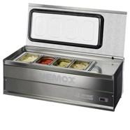 Tủ giữ kem để bàn Nemox 4 Magic PRO 100