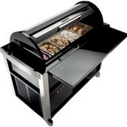 Tủ trưng bày và giữ lạnh kem Nemox 5 Magic Pro 125