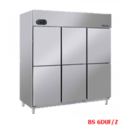 Tủ đông Berjaya BS 6DUF/Z (Dùng điện)