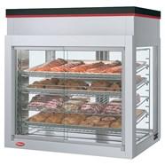 Tủ trưng bày và giữ nóng thực phẩm Hatco WFST-1X