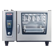 Lò nướng Rational SCC-WE 62 (6-trays 22kW)