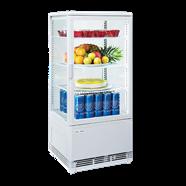 Tủ trưng bày và giữ lạnh thực phẩm Cool Head RC 78W