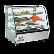 Tủ trưng bày và giữ nóng thực phẩm Cool Head RH 120