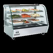 Tủ trưng bày và giữ nóng thực phẩm Cool Head RH 160