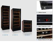 Tủ trưng bày rượu vang Barrique GCr 169