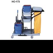 Xe đẩy làm vệ sinh HC 173