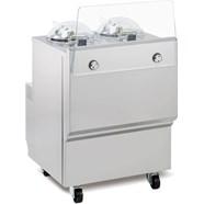 Máy làm kem Frigomat GX2 machine for fresh gelato