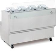 Máy làm kem Frigomat GX4 Kompact for fresh gelato