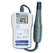 Máy đo oxy hòa tan cầm tay điện tử hiện số model MW600