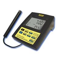Máy đo pH-ORP-EC-TDS-Mặn-Nhiệt độ để bàn điện tử hiện số model Mi180