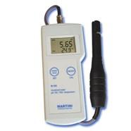 Máy đo pH-EC-TDS-Nhiệt độ cầm tay điện tử hiện số model Mi806
