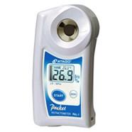 Khúc xạ kế đo độ đường hiển thị số model PAL-Series