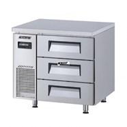 Bàn lạnh 3 ngăn Turbo Air KUR9-3D-3