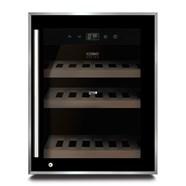Tủ bảo quản rượu vang Caso WineSafe 12 Black