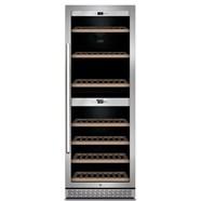 Tủ bảo quản rượu vang Caso Winechef Pro 126