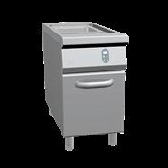 Bếp chiên nhúng dùng điện ATA K1EFE0520 (Có bàng điều khiển)