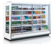 Tủ trưng bày đồ uống ILYANG OPO (Dạng mở, cửa trượt)