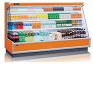 Tủ trưng bày đồ uống ILYANG OPO (Dạng mở, nhiều ngăn, loại B)