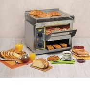 Máy nướng bánh mỳ băng chuyền CT540