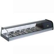 Tủ trưng bày và giữ lạnh thực phẩm Roller Grill TPR60