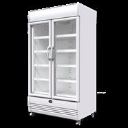 Tủ mát 2 cánh kính Sanden SPE-1005