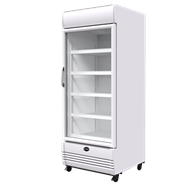 Tủ mát 1 cánh kính Sanden SPE-0755