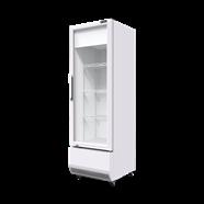 Tủ mát 1 cánh kính Sanden SPF-0233