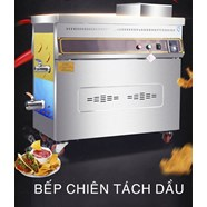 Bếp chiên tách dầu 35L dùng gas KN-BCTD-B35L