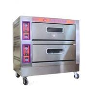 Lò nướng bánh ngọt dùng điện 2 tầng 4 khay KN-YXD-40C