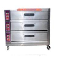 Lò nướng bánh dùng Gas 3 tầng 9 khay KN-YXD-90A