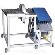 Máy cắt nước đá 6 lưỡi có bàn phụ