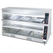 Tủ giữ nóng 2 tầng nhiệt độc lập KN–DH 120