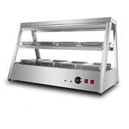 Tủ giữ nóng 2 tầng nhiệt độc lập KN–DH 204