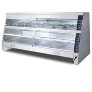 Tủ giữ nóng 2 tầng nhiệt độc lập KN–DH 220