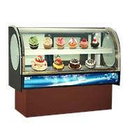 Tủ trưng bày bánh cong SNOW VILLAGE DG-900T