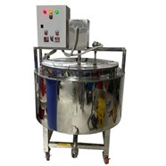 Nồi nấu tương ớt 100L, 200L, 300L, 500 lít bằng điện và máy bơm