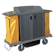 Xe vệ sinh phòng khách sạn HiClean HC 172
