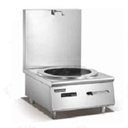 Bếp hầm thấp đơn điện từ Kainox EISP1B-WB