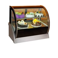 Tủ trưng bày bánh ngọt kính cong KS530A