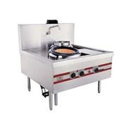 Bếp á đơn có nồi soup dùng gas Power Flame WRG-1A-G