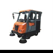 Xe quét rác ngồi lái Clepro CWR 207