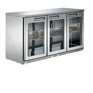 Tủ mát mini bar 3 cánh Kolner MG60L3W (Quạt gió)