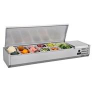 Bàn mát Salad Kolner VRX900/380LID