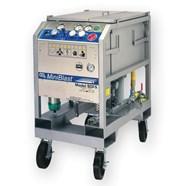 Máy vệ sinh bằng đá khô Miniblast SDI-5