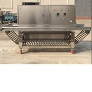 Máy bóc vỏ tỏi băng tải khí nén RYL-500