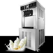 Máy làm kem tươi 3 vòi cao cấp CKX400PRO